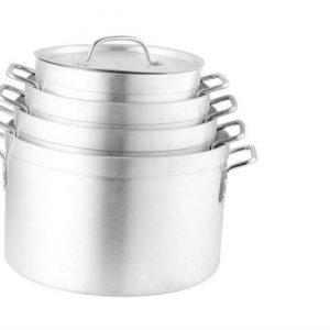 COOKING POTS (GROUND BASE)