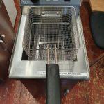 Hosty Electric Single Tank Fryer